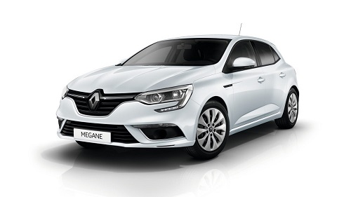 Renault Megane New 2019