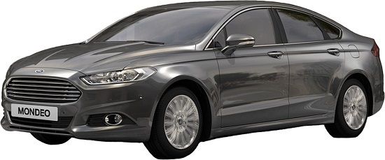 Ford Mondeo New 2019