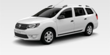 Auto Car Hire Romania - Dacia LOGAN MCV 5 Seats