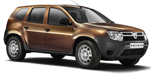 Auto Car Hire Romania - Dacia Duster 4X4