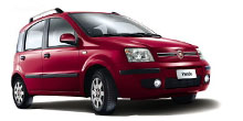 Auto Car Hire Romania - Fiat Panda